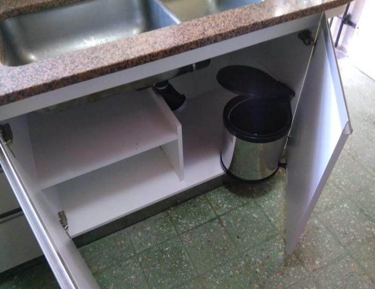 amoblamientos de cocina en zona oeste carpinteria