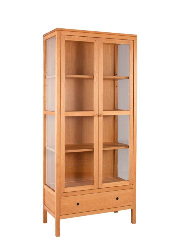 biblioteta dos puertas -carpinteria en san justo