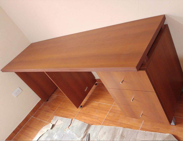 escritorio a medida a buen precio