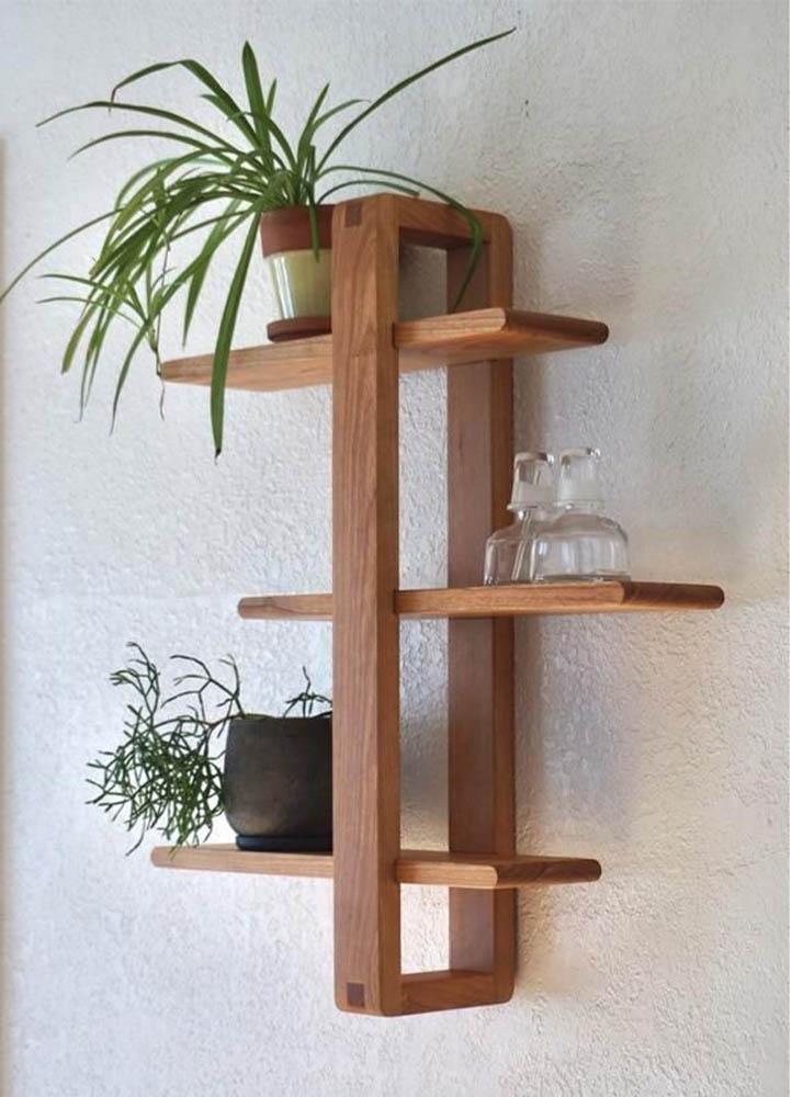 estanteria para plantas