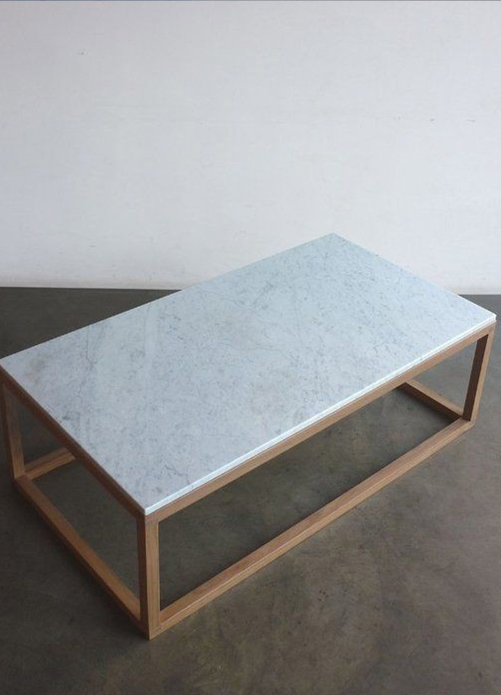 mesa ratona con marmol a buen precio