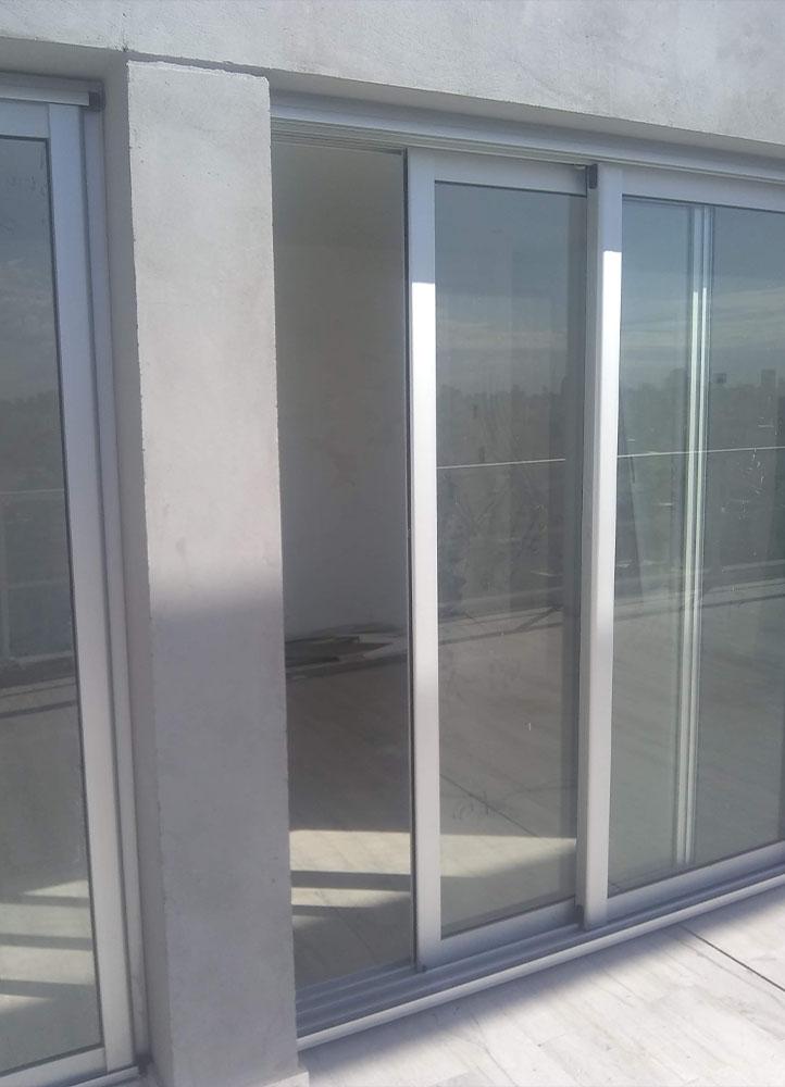 ventanales para balcon